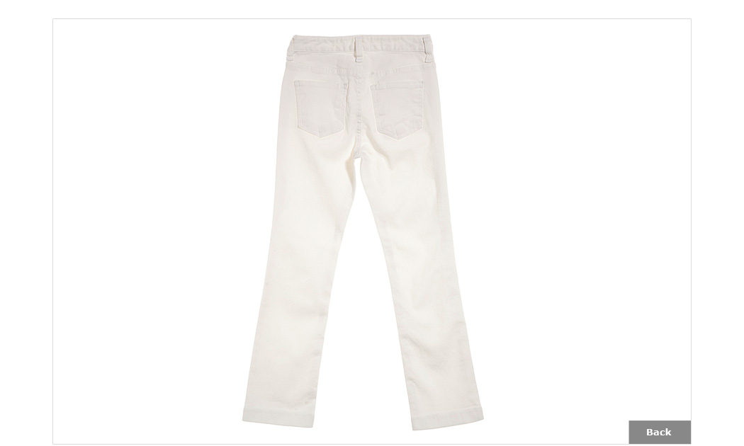 Cropped and High-Rise Boot Cut Pants|