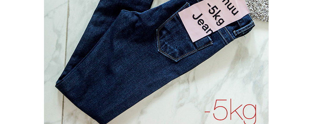 Solid Wash Skinny Jeans|