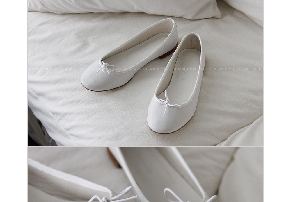 Bow Tie Ballet Flats|
