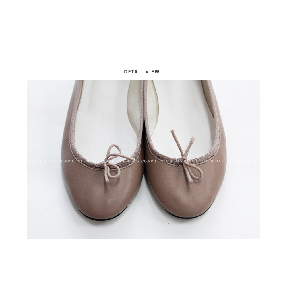 Tied Ribbon Trimmed Flats|