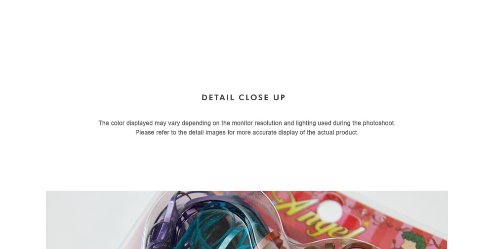 Rubber Hair Ties (3 Types)|