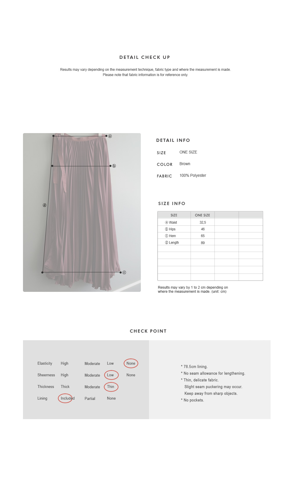 Tie Waist Pleated Maxi Skirt|