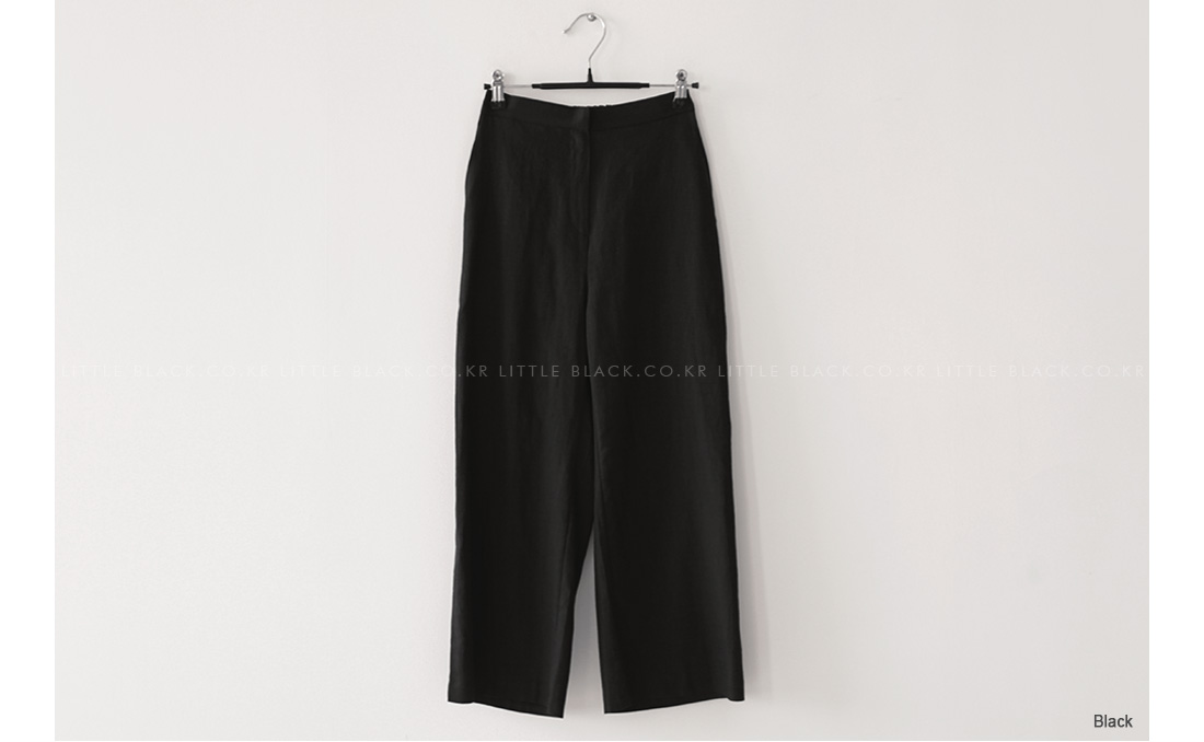 Herringbone Cropped Pants|