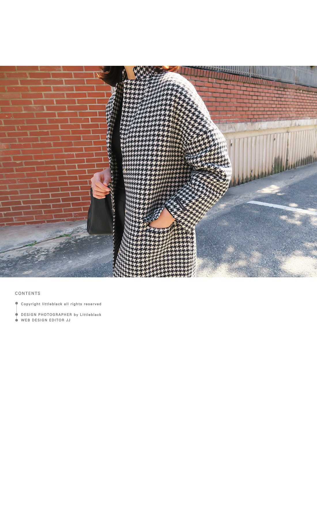 Loose Fit Snap Button Coat|