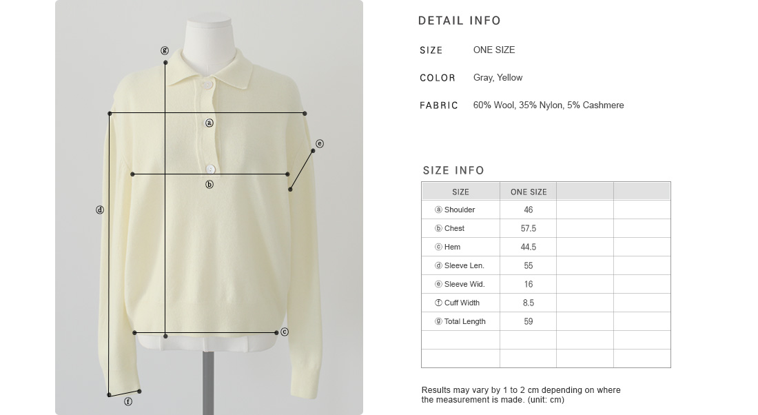 Buttoned Placket Point Collar Knit Top|