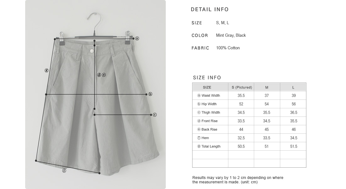 Front Pleat Wide-Legged Shorts|