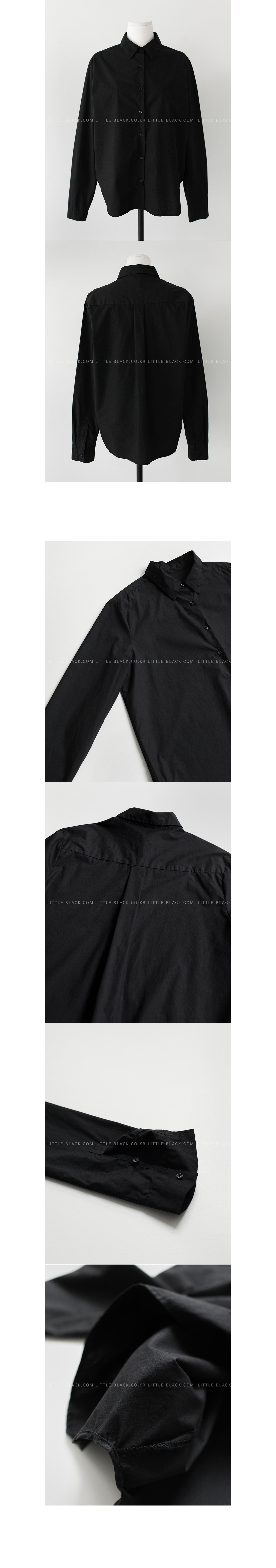 Solid Tone Long-Sleeved Shirt|