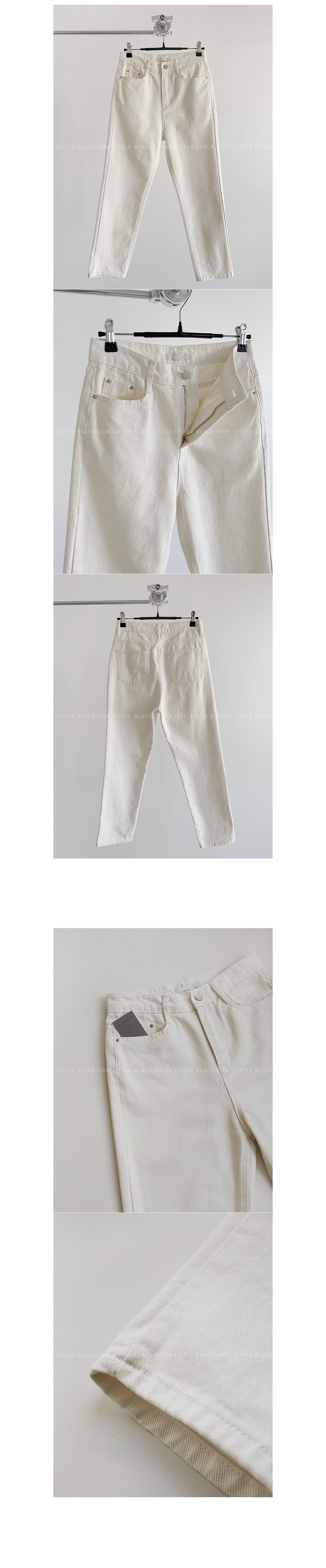 Basic Cotton Pants|