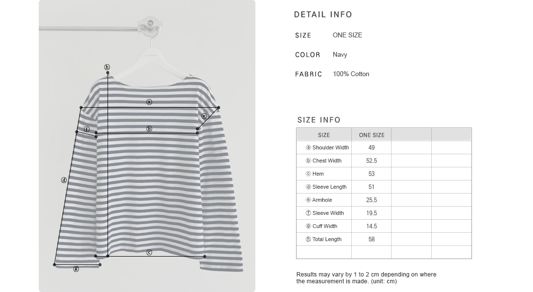 Cotton Striped T-Shirt|