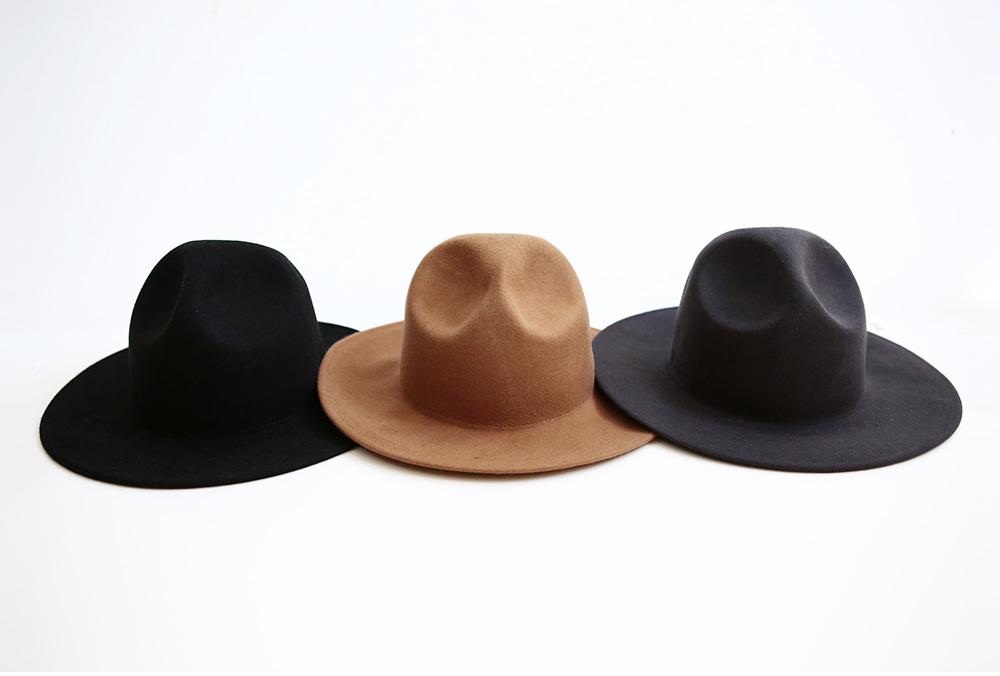 dfa063d5 Dented Crown Cowboy Hat