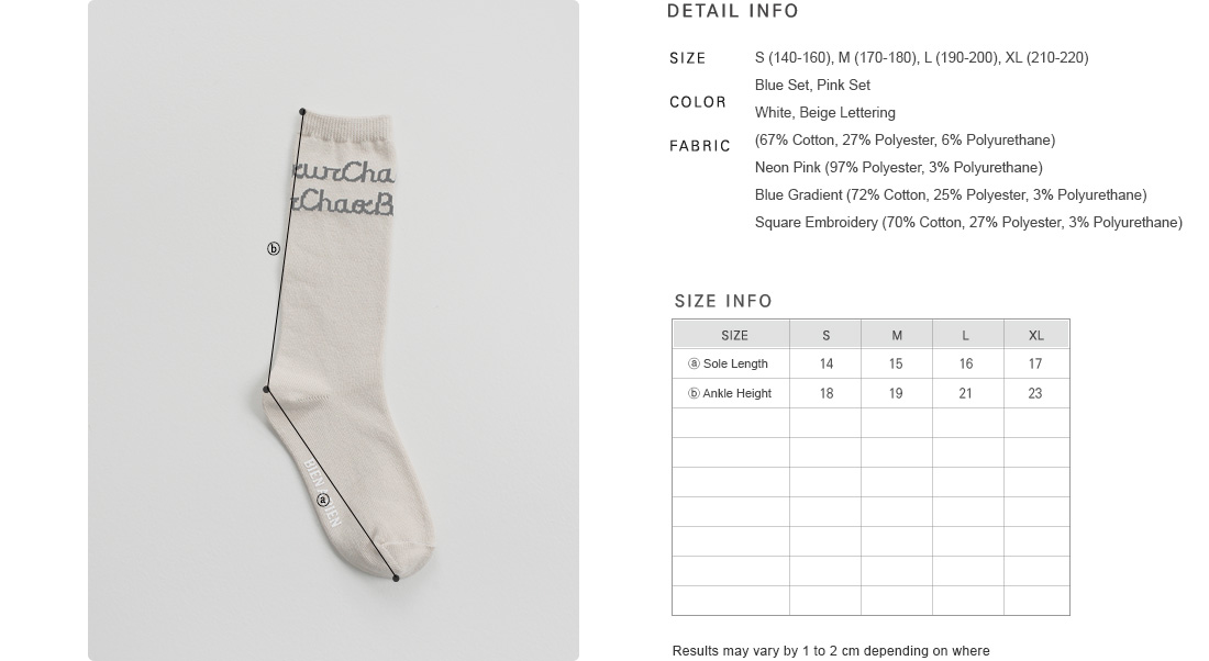 3-Pair Assorted Crew Socks Set|